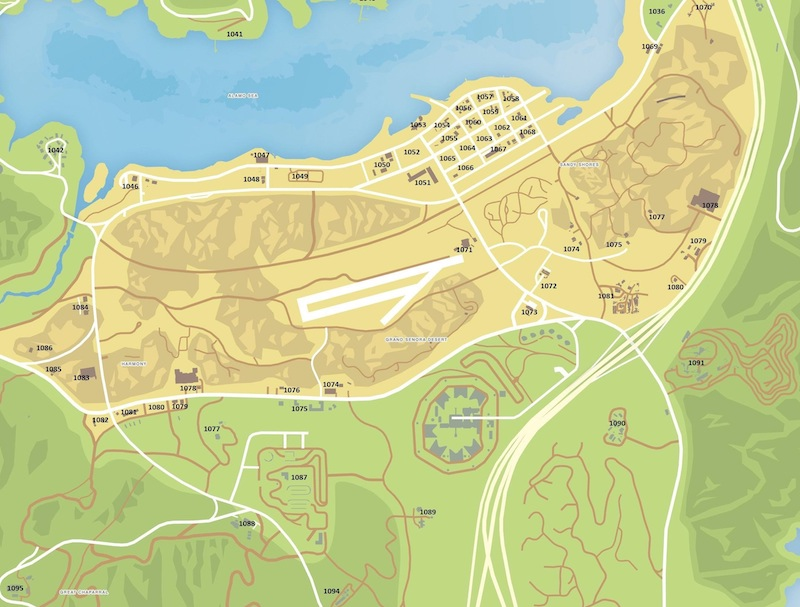 Lps Map